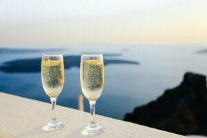 champagne e bollicine