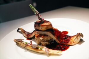 Pate di foie gras canard tartufo