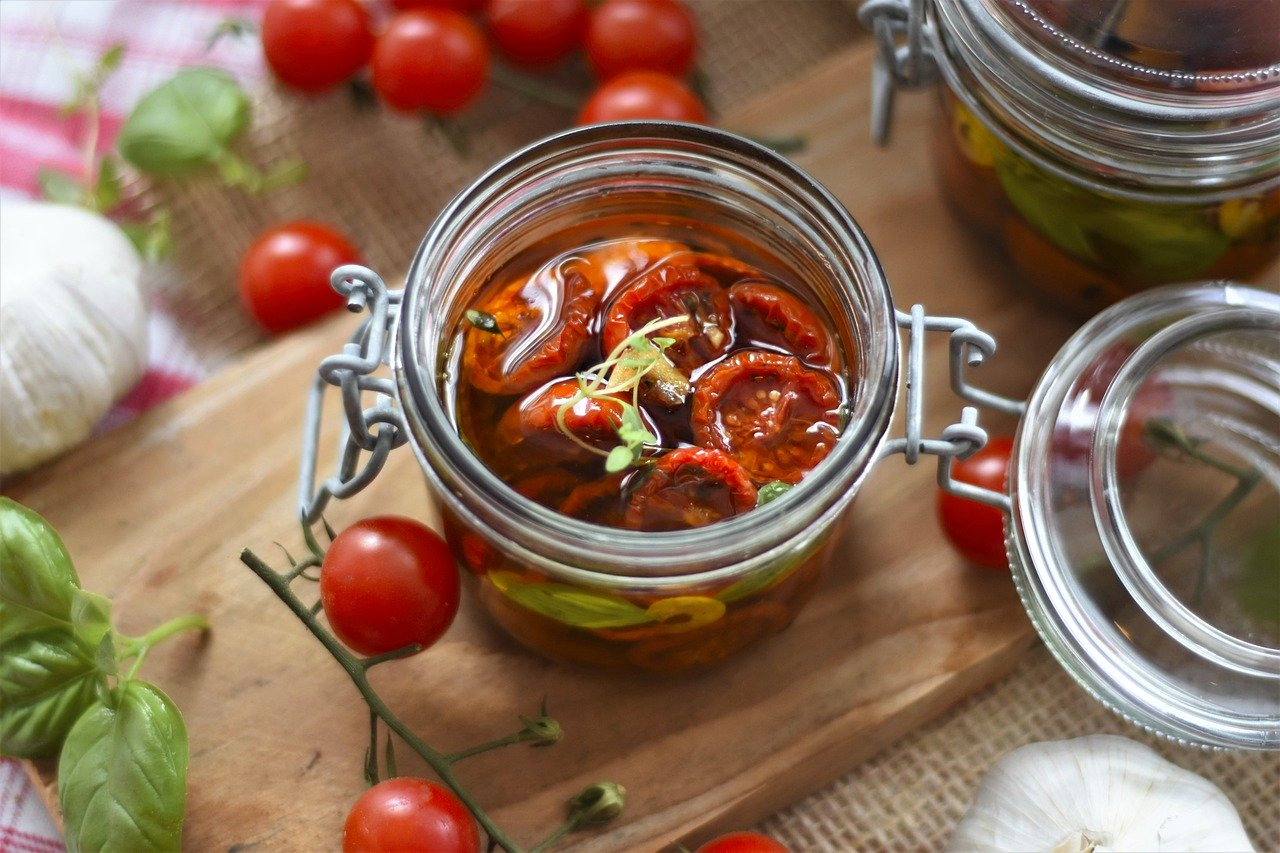 pomodori secchi - Perle di Gusto. it