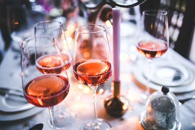 vini bianchi vini rosati