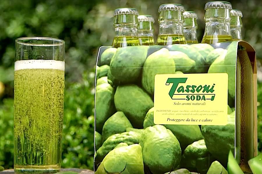 La cedrata Tassoni guarda all'estero