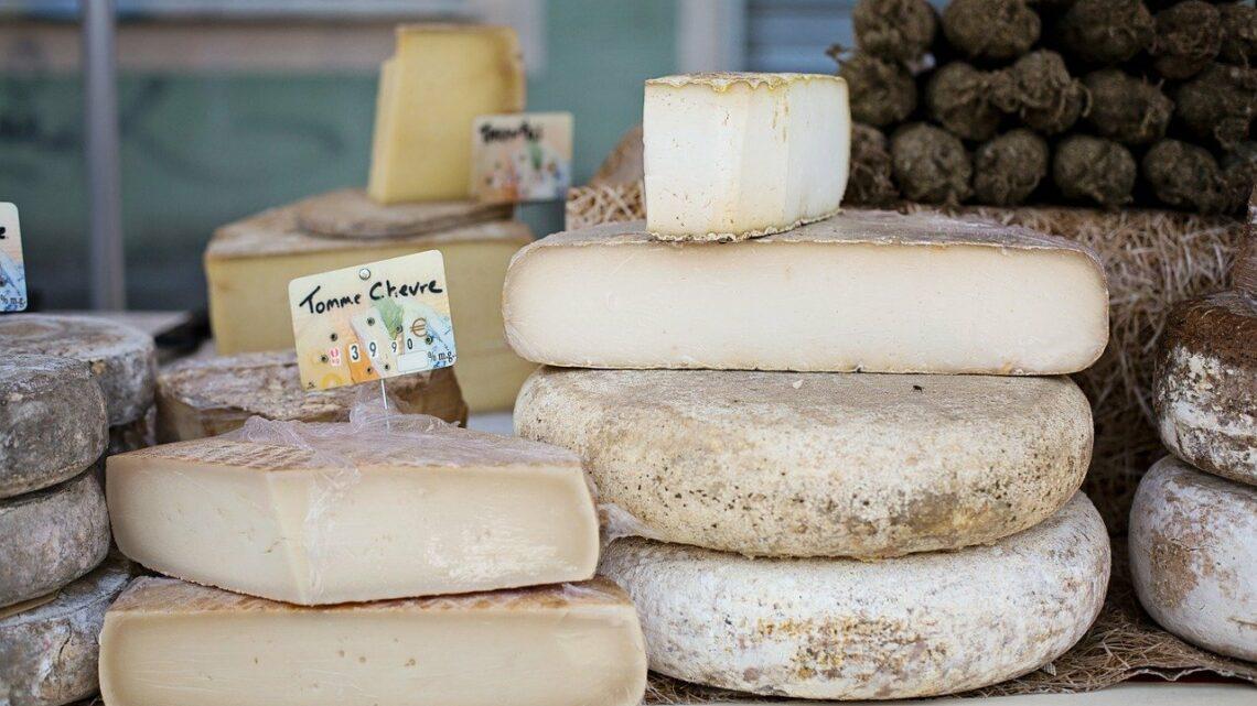 Le famiglie dei formaggi