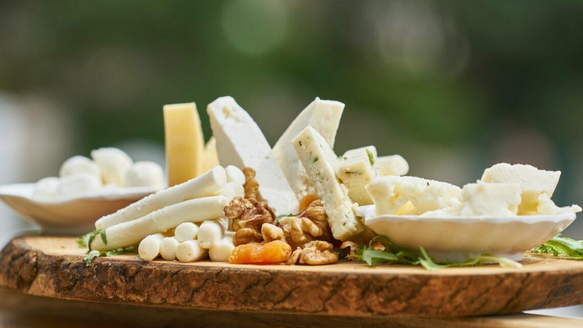Elenco dei formaggi italiani
