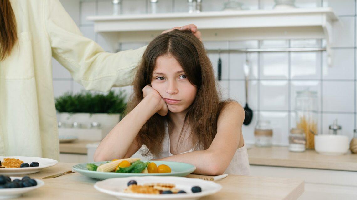 Come far mangiare i bambini schizzinosi